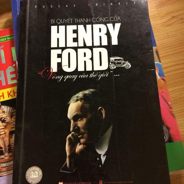 bi quyet thanh cong henry ford
