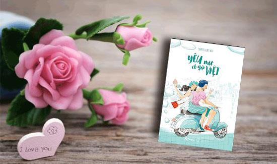 """Review Sách """"Yêu Một Cô Gái Việt"""""""