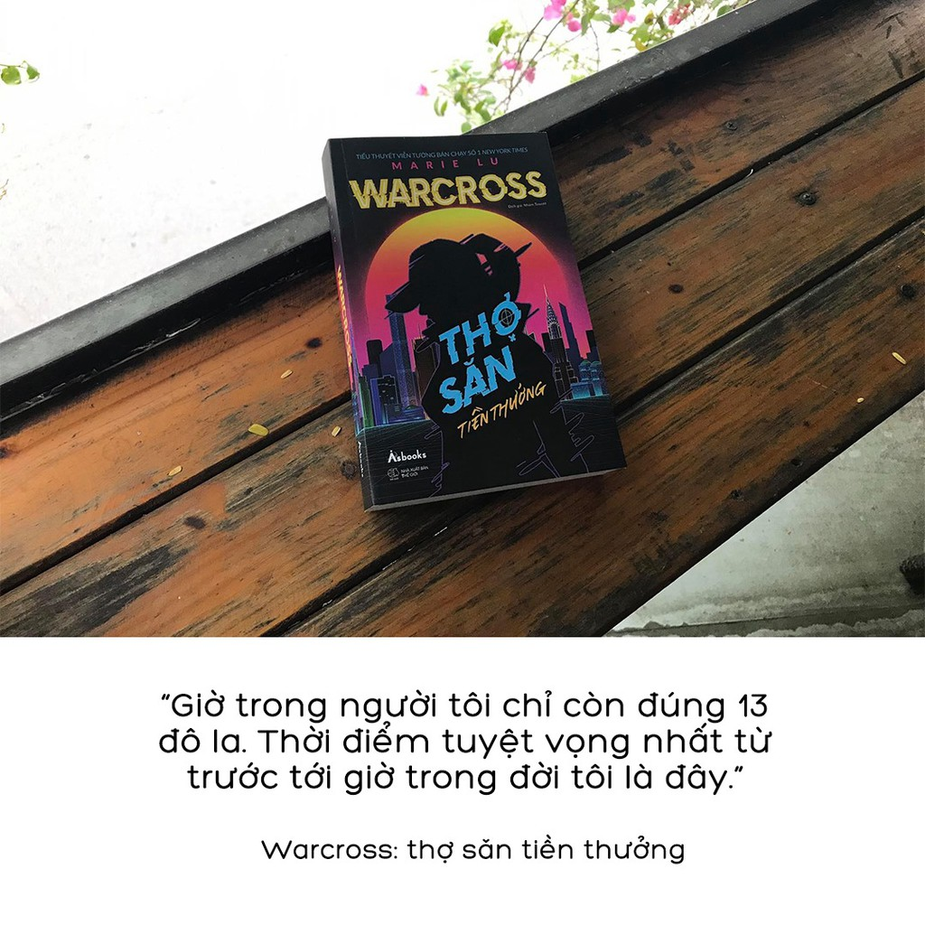 warcross tho san tien thuong