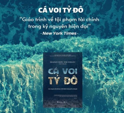 Review sách – CÁ VOI TỶ ĐÔ – KIỆT TÁC TRONG LĨNH VỰC TÀI CHÍNH QUỐC TẾ