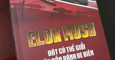 Đặt cả thế giới lên bốn bánh xe điện – Elon Musk